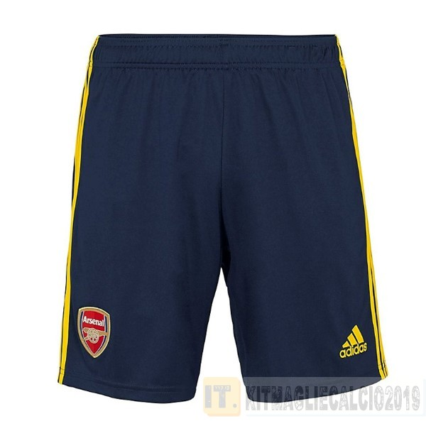 Negozi Online Calcio adidas Away Pantaloni Arsenal 2019 2020 Blu Navy