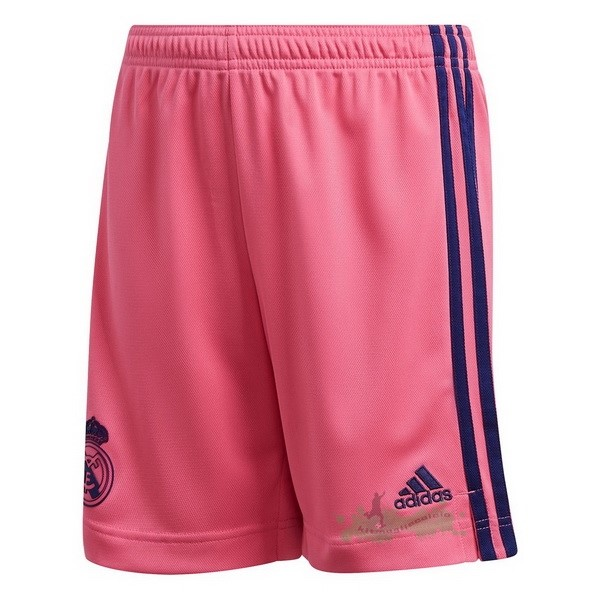 Negozi Online Calcio adidas Away Pantaloni Real Madrid 2020 2021 Rosa